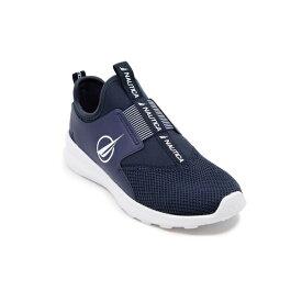 ナウティカ レディース スニーカー シューズ Ambrea Active Women's Slip-On Sneaker Navy