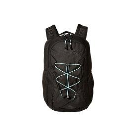 ノースフェイス レディース バックパック・リュックサック バッグ Jester Backpack TNF Black/Windmill Blue