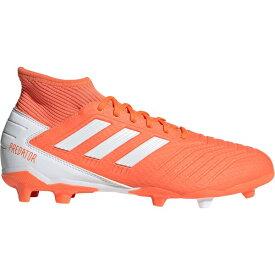 アディダス レディース サッカー スポーツ adidas Women's Predator 19.3 FG Soccer Cleats Orange/White