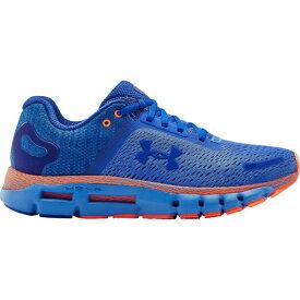 アンダーアーマー メンズ ランニング スポーツ Under Armour Men's HOVR Infinite 2 Running Shoes Blue/Orange
