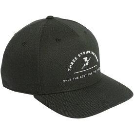アディダス メンズ 帽子 アクセサリー adidas Men's Three Stripes Brand Golf Hat LegendEarth