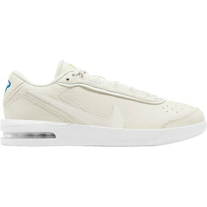 ナイキ メンズ テニス スポーツ Nike Men's Court Air Max Vapor Wing Premium Tennis Shoes OffWhite