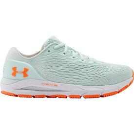アンダーアーマー レディース ランニング スポーツ Under Armour Women's HOVR Sonic 3 Running Shoes Blue/Orange