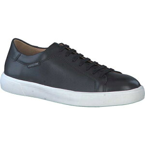 メフィスト メンズ スニーカー シューズ Men's Mephisto Cristiano Sneaker Black Randy Smooth Leather