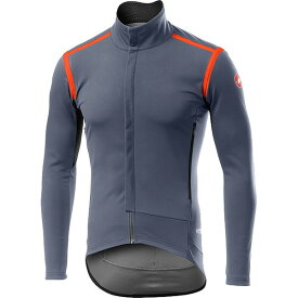 カステリ メンズ サイクリング スポーツ Perfetto RoS Long-Sleeve Jersey - Men's Dark Steel Blue