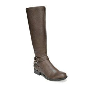 ライフストライド レディース ブーツ&レインブーツ シューズ X-Felicity WC Tall Boot - Wide Width Available DK TAN WC