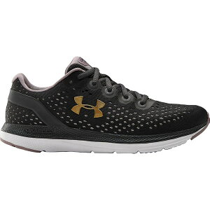 アンダーアーマー レディース ランニング スポーツ Under Armour Women's Charged Impulse Running Shoes Purple/Gold