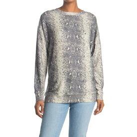 ワイルドフォックス レディース パーカー・スウェットシャツ アウター Road Trip Python Print Sweatshirt MULTI COLORED