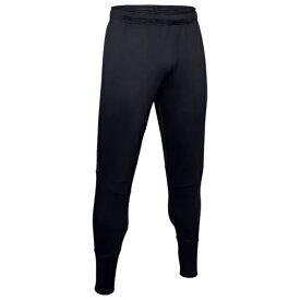 アンダーアーマー メンズ フィットネス スポーツ Select WarmUp Pants Black/Silver