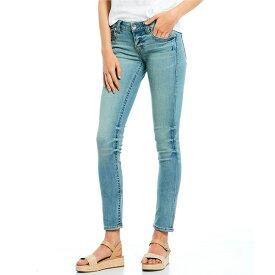 トゥルーレリジョン レディース デニムパンツ ボトムス Stella Lowrise Skinny Jeans Lakeside