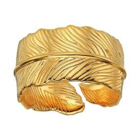 ジェイクルー レディース リング アクセサリー Demi Leaf Wrap Ring Gold