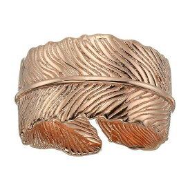ジェイクルー レディース リング アクセサリー Demi Leaf Wrap Ring Rose Gold