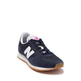 ニューバランス レディース スニーカー シューズ 220 Classic v1 Sneaker NAVY/WHITE