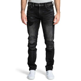 PRPS メンズ カジュアルパンツ ボトムス PRPS Le Sabre Slim Stretch Jeans (Millet) Millet