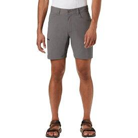 コロンビア メンズ ハーフ&ショーツ ボトムス Silver Ridge II Stretch Short - Men's City Grey