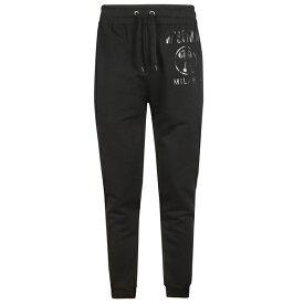 モスキーノ メンズ カジュアルパンツ ボトムス Moschino Logo Print Track Pants -