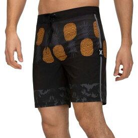 """ハーレー メンズ 水着 水着 Hurley Men's Phantom Pina 18"""" Board Shorts Black"""