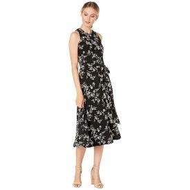 ラルフローレン レディース ワンピース トップス Felia Fortina Floral Dress Black/Blue/Multi