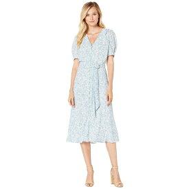 ラルフローレン レディース ワンピース トップス Floral-Print Georgette Dress Mascarpone Cream Multi