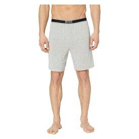ヒューゴボス メンズ ナイトウェア アンダーウェア Comfort Shorts Grey