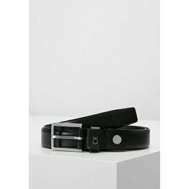 カルバンクライン メンズ ベルト アクセサリー FORMAL BELT - Belt business - black pify0037