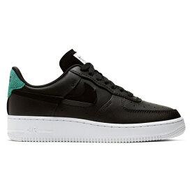 ナイキ レディース スニーカー シューズ Nike Air Force 1 '07 LX Sneaker (Women) Black/ Anthracite/ Green