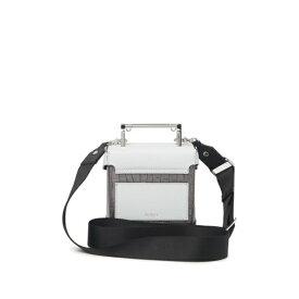 ボトキエ レディース ショルダーバッグ バッグ Lennox Mini Crossbody Bag SILVER CROCO COMBO-C