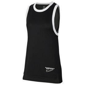 ナイキ レディース バスケットボール スポーツ S/L Top Black/White