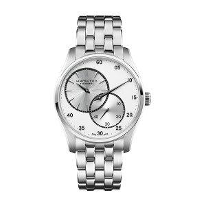 ハミルトン メンズ ブレスレット・バングル・アンクレット アクセサリー Men's Jazzmaster Bracelet Watch, 42mm -