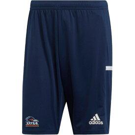 アディダス メンズ ハーフ&ショーツ ボトムス adidas Men's University of Texas at San Antonio Tastigo Knit Shorts Navy