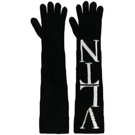 ヴァレンティノ ガラヴァーニ メンズ 手袋 アクセサリー Valentino Garavani Long Sleeved Gloves -
