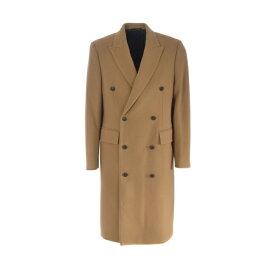 ゴールデングース メンズ ジャケット&ブルゾン アウター Double Breasted Coat Cammello