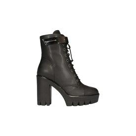 ジュゼッペザノッティ レディース ブーツ&レインブーツ シューズ Giuseppe Zanotti Fran Ankle Boots Black