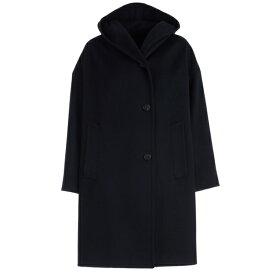 アルベルト ビアーニ レディース ジャケット&ブルゾン アウター Alberto Biani Coat Over W/hood Blu