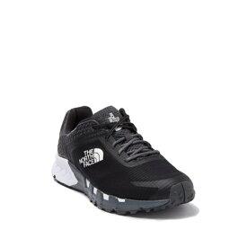 ノースフェイス メンズ スニーカー シューズ Flight Trinity Sneaker DKSHDWGR/TNFBLK