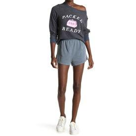 ワイルドフォックス レディース カジュアルパンツ ボトムス Havi Pull-On Shorts PIGMENT BAJA