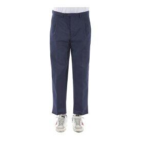 ゴールデングース メンズ カジュアルパンツ ボトムス George Trousers Blu
