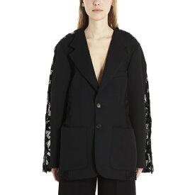 マルタンマルジェラ レディース ジャケット&ブルゾン アウター Maison Margiela Lace Back Blazer -