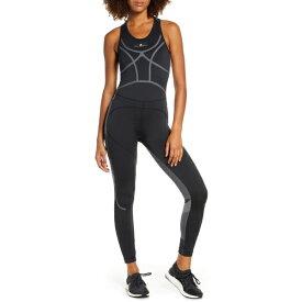 アディダス レディース ワンピース トップス adidas by Stella McCartney Climalite Training All-In-One Black