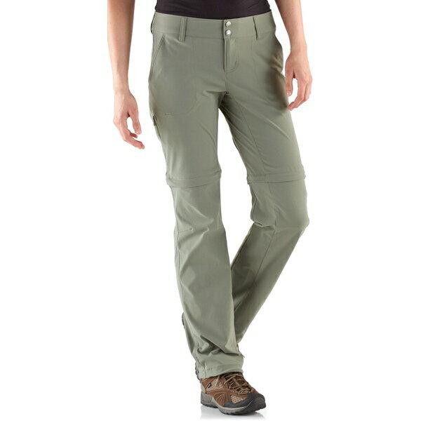コロンビア レディース カジュアルパンツ ボトムス Saturday Trail Convertible Pants - Women's Cypress