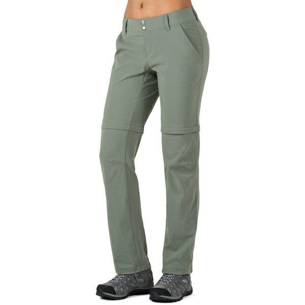 コロンビア レディース カジュアルパンツ ボトムス Saturday Trail Convertible Pants - Women's Short Cypress