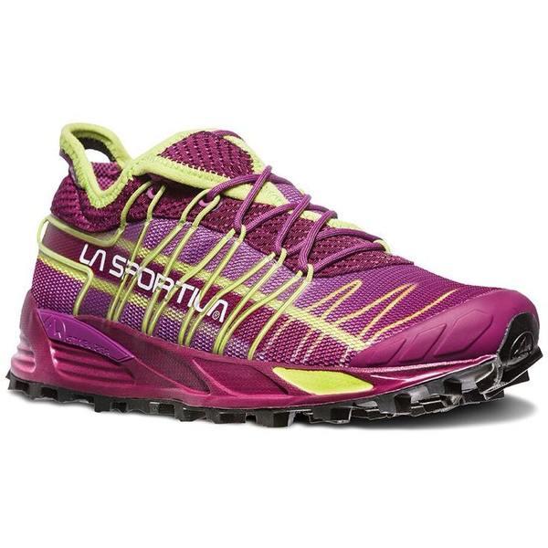 ラスポルティバ レディース スニーカー シューズ Mutant Trail-Running Shoes - Women's Plum/Apple Green