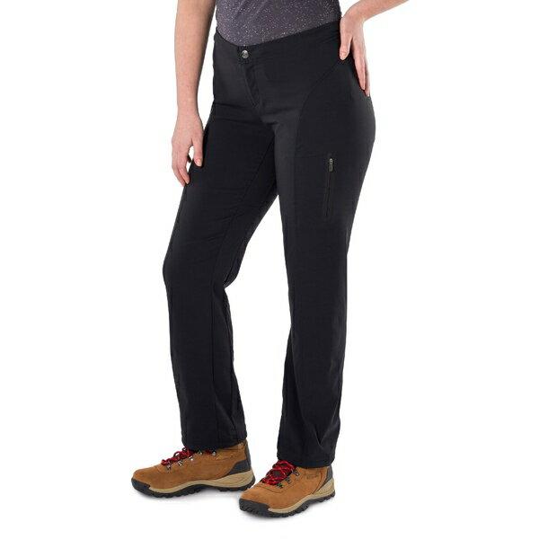 コロンビア レディース カジュアルパンツ ボトムス Just Right Straight Leg Pants - Women's Black