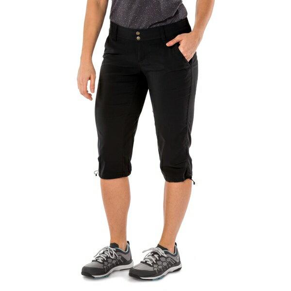 コロンビア レディース カジュアルパンツ ボトムス Saturday Trail II Knee Pants - Women's Black