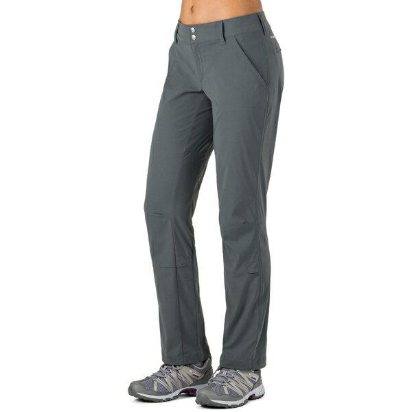 コロンビア レディース カジュアルパンツ ボトムス Saturday Trail Pants - Women's Short Grill