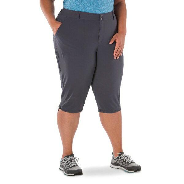 コロンビア レディース カジュアルパンツ ボトムス Saturday Trail II Knee Pants - Women's Plus Sizes India Ink