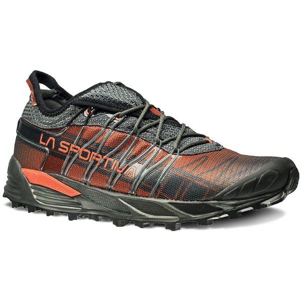 ラスポルティバ メンズ スニーカー シューズ Mutant Trail-Running Shoes - Men's Carbon/Flame