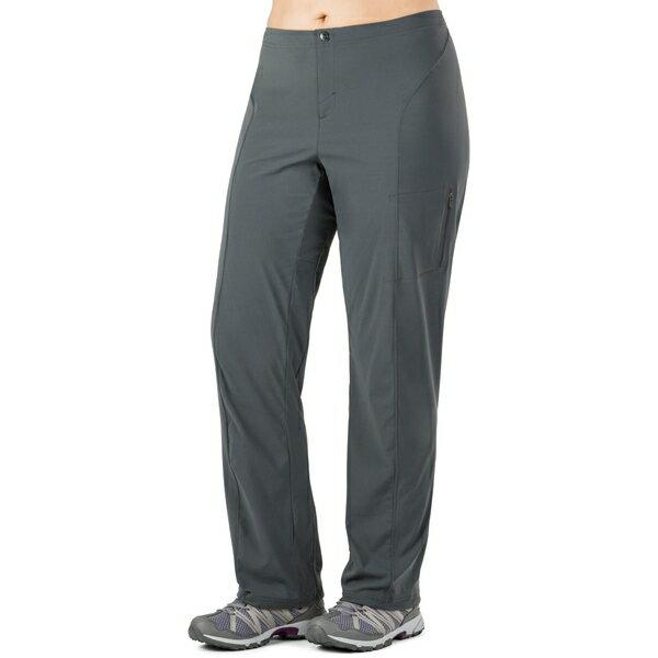 コロンビア レディース カジュアルパンツ ボトムス Just Right Straight Leg Pants - Women's Plus Sizes Grill