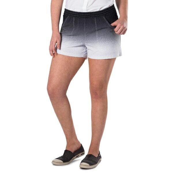 コロンビア レディース カジュアルパンツ ボトムス Tidal Shorts - Women's Black Tarpon Fade