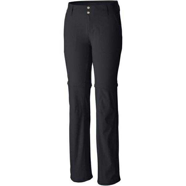コロンビア レディース カジュアルパンツ ボトムス Saturday Trail Convertible Pants - Women's Black